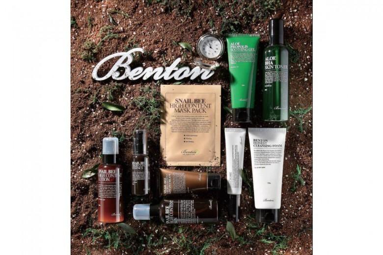 Brend Benton - korejska kozmetika