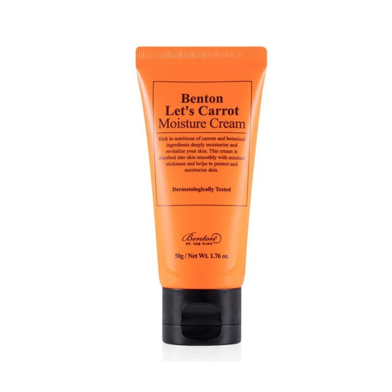 Benton Let's Carrot hidrantna krema 50g