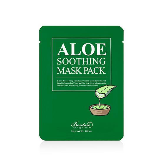 Benton Aloe umirujuća sheet maska