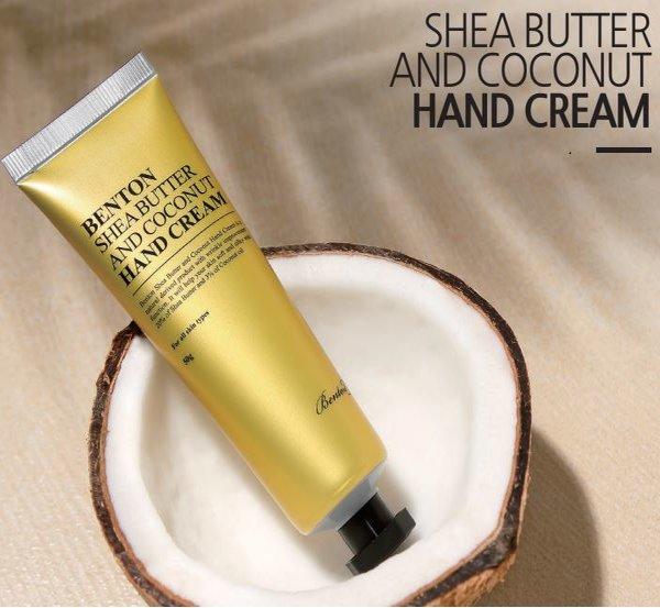 Benton Krema za ruke sa shea buterom i kokosom