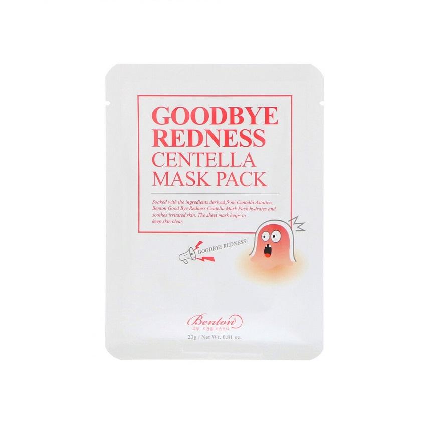 Benton Good Bye Redness maska protiv crvenila centela