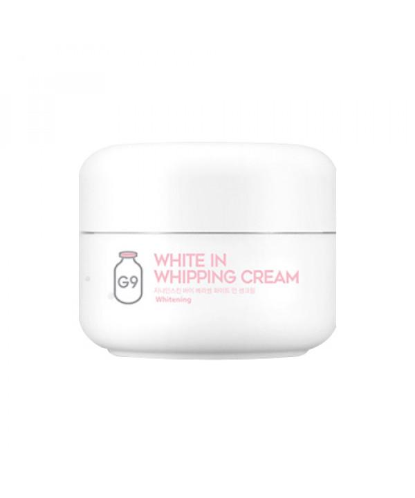 G9 White in Whipping krema 50g
