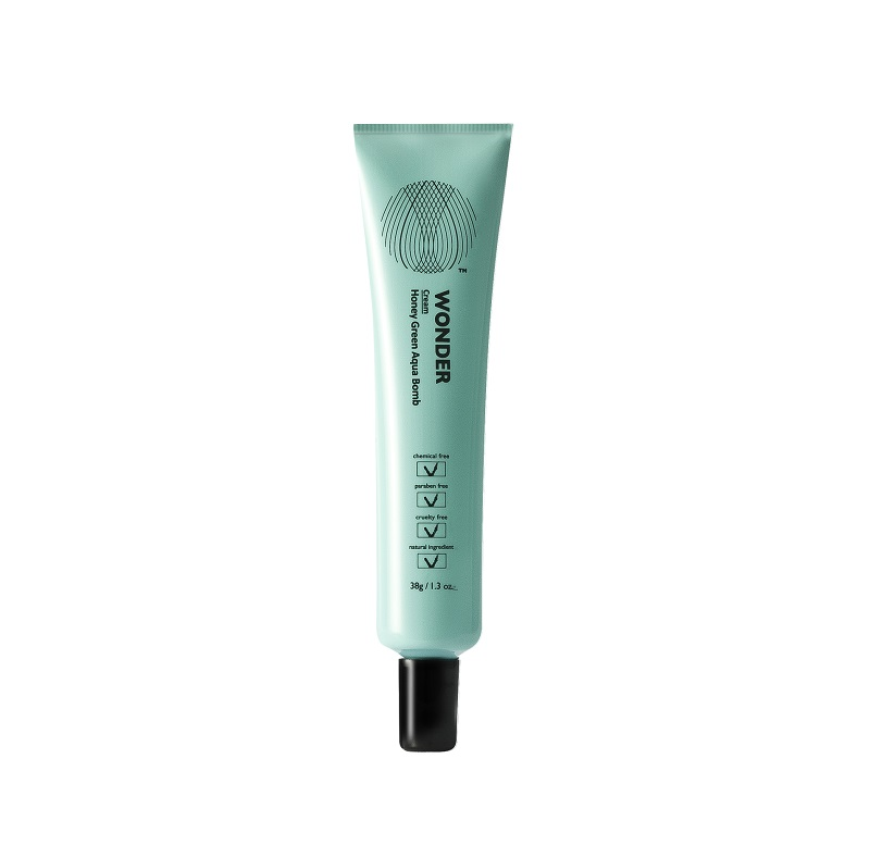Haruharu W Honey Green Aqua Bomb hidrantna krema 38g