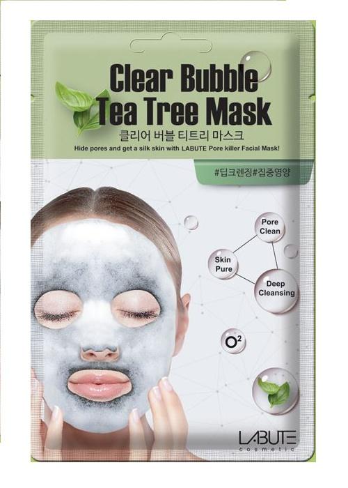 Labute Maska za dubinsko čišćenje pora od čajevca