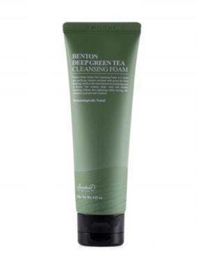 Benton zeleni čaj pena za čišćenje lica 120g