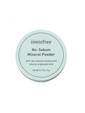 Innisfree No Sebum mineralni puder 5g