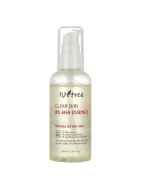 Isntree Clear Skin AHA 8 esencija 100ml
