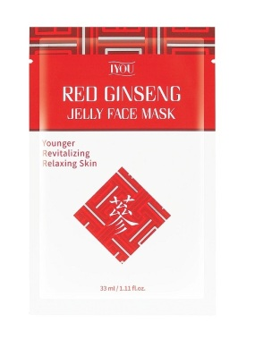 IYOU sheet maska na bazi crvenog žen-šena