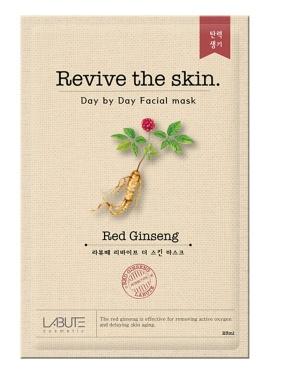 Labute Crveni ženšen maska za lice