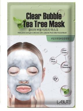 Labute Maska za dubinsko čišćenje pora od zelenog čaja