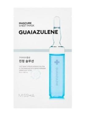 Missha maska gvaiazulene za umirenje kože