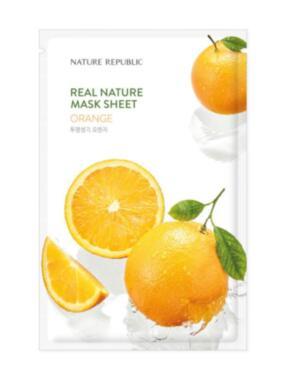 Nature Republic maska pomorandža