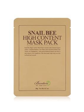 Benton Snail Bee Sheet maska
