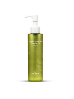 The Skin House ulje za čišćenje lica sa ekstraktom zelenog čaja